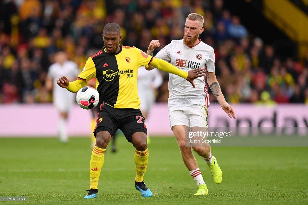 Watford defenders hail first clean sheet of the season