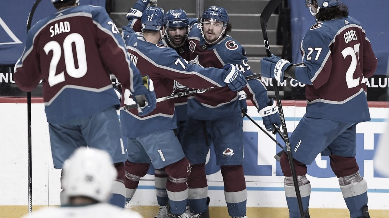 Colorado Avalanche tiene el ataque más electrizante en la NHL