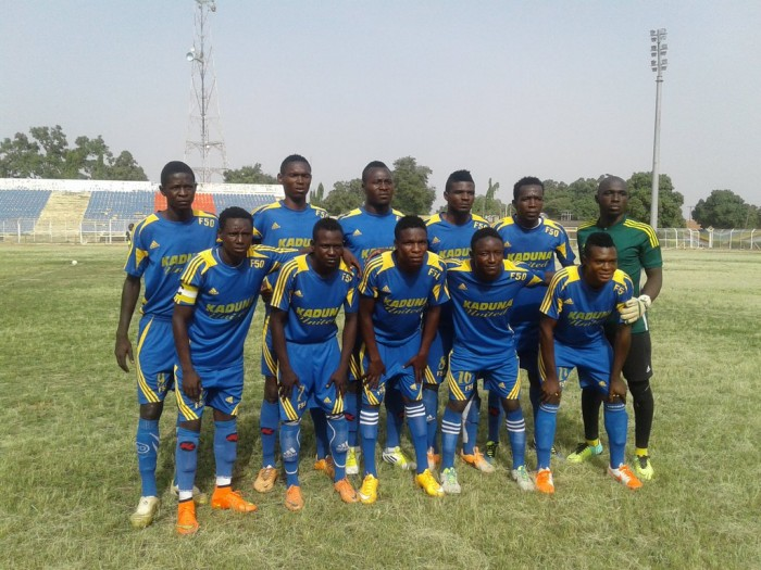 Kaduna United aiming to down Rivers United in Fed cup