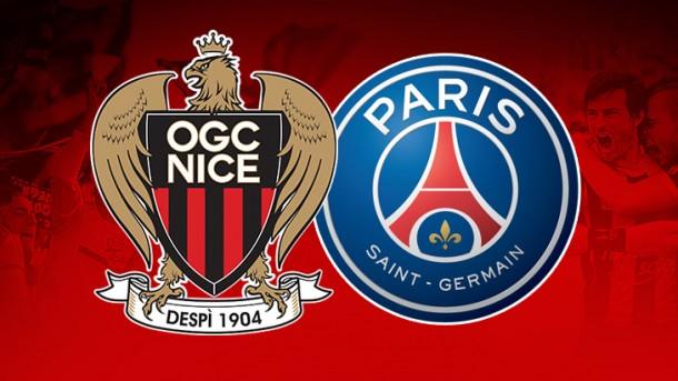 ResultadoNice x PSG no Campeonato Francês 2015/2016