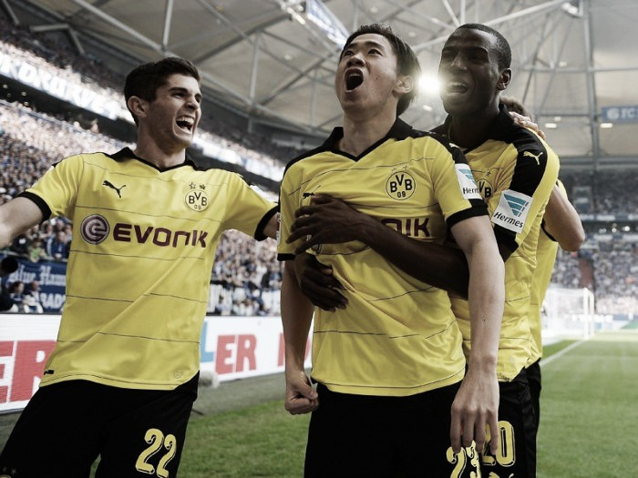 FC Schalke 04 2-2 Borussia Dortmund: Explosive second-half sees S04 and BVB share the spoils