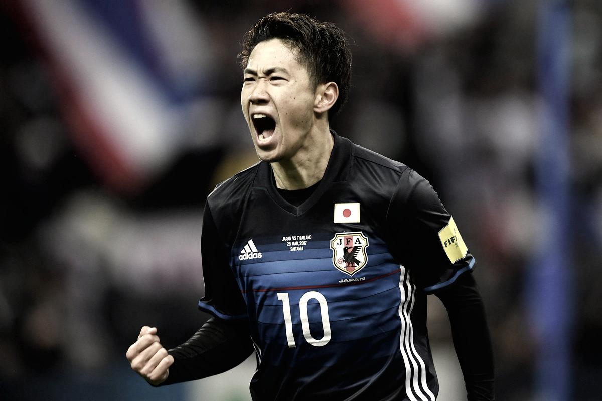 Estrella de Japón 2018: Shinji Kagawa, el encargado de comandar al seleccionado