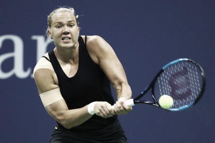 WTA Brisbane: Kaia Kanepi stuns Daria Kasatkina in one-way affair