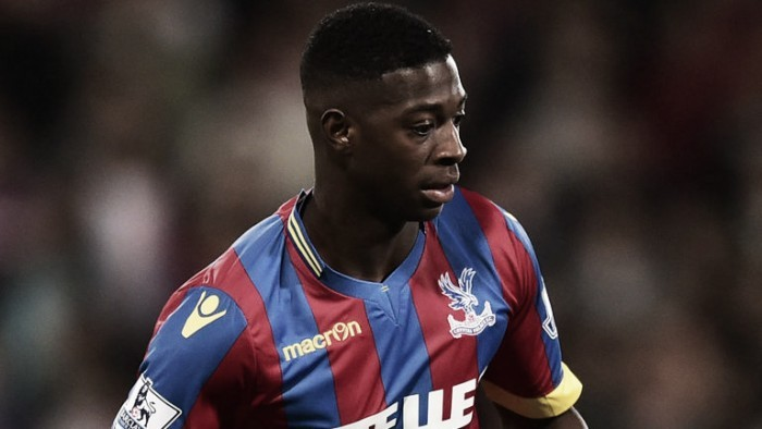 Palace recall Kaikai from Shrewsbury loan