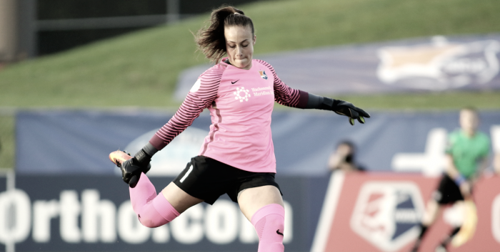 The missing piece for Sky Blue FC finally filled by Kailen Sheridan