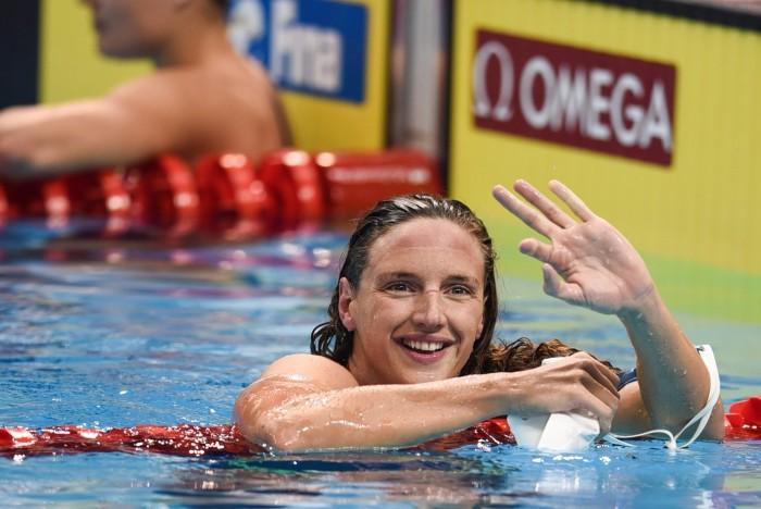 Nuoto, Coppa del Mondo in vasca corta - Singapore 2016, 1° giornata: la solita Hosszu, rana da urlo