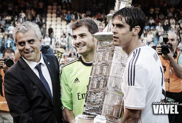 "Kakà: ""Me quiero ir del Real Madrid"""
