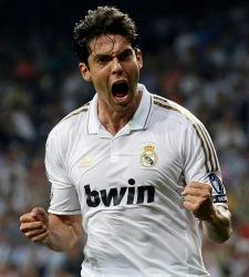 """Kaká: """"Quiero triunfar en el Madrid"""""""