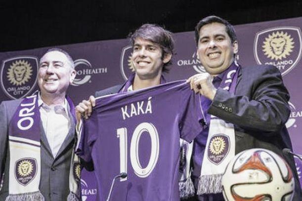 Kaká é reforço do Orlando City