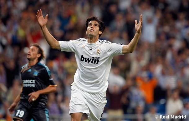Real Madrid 2013-2014: Ricardo Kakà