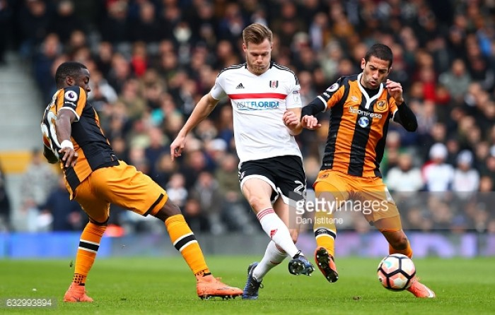 Tomás Kalas returns to Fulham for second consecutive loan spell