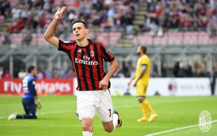 Milan, Kalinic rischia di saltare anche l'Europa League?