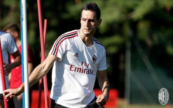 Milan, cauto ottimismo per Kalinic: il croato può recuperare per il derby