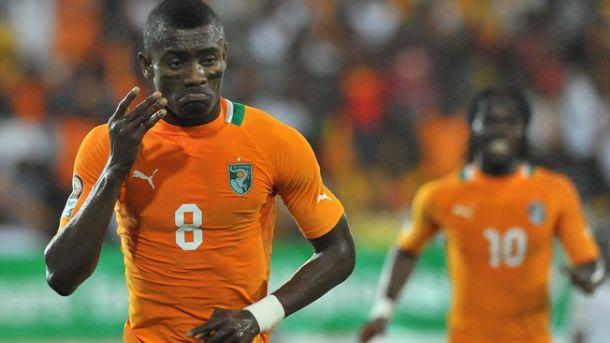 Les buts de Sierra Leone vs Cote D'Ivoire