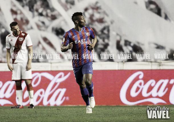 Rayo - Levante: puntuaciones del Levante, jornada 25 de Liga BBVA