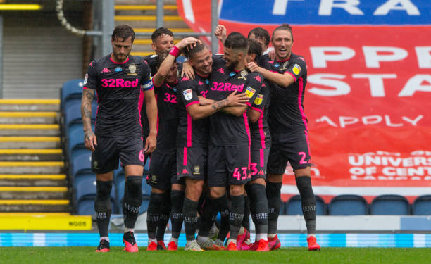 Blackburn Rovers 1-3 Leeds United: Whites move a step closer to a return to the Premier League