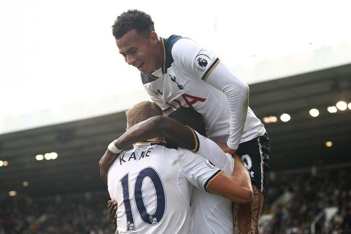 Un morso di Kane per abbattere i Black Cats. Tottenham terzo (1-0)
