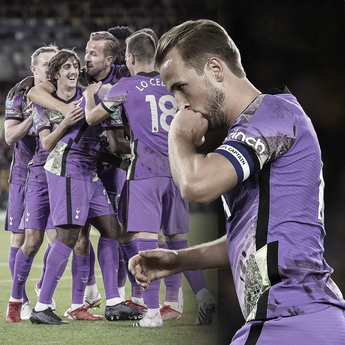 Tottenham a octavos