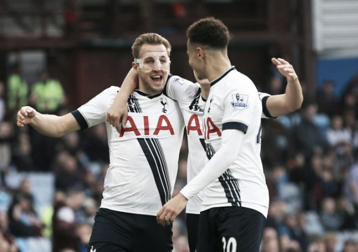 Four Spurs players included in PFA Team of the Year