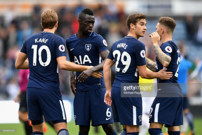 Huddersfield 0-4 Tottenham: Spurs player ratings as Kane stands out again
