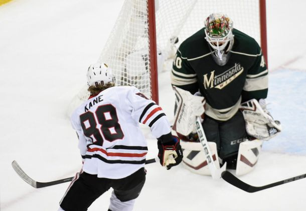Chicago Blackhawks Shutout Minnesota Wild To Take 3-0 Series Lead