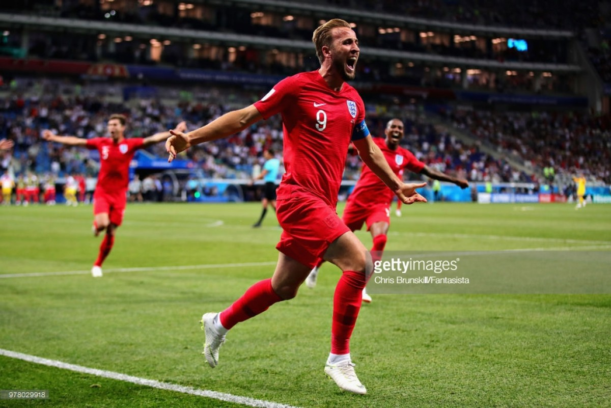 World Cup 2018: Harry Kane is England's main man once again as Golden Boot chances rocket