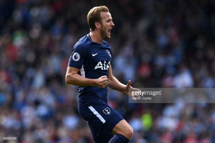 Spurs' Harry Kane not yet like Lionel Messi, Cristiano Ronaldo - Pochettino