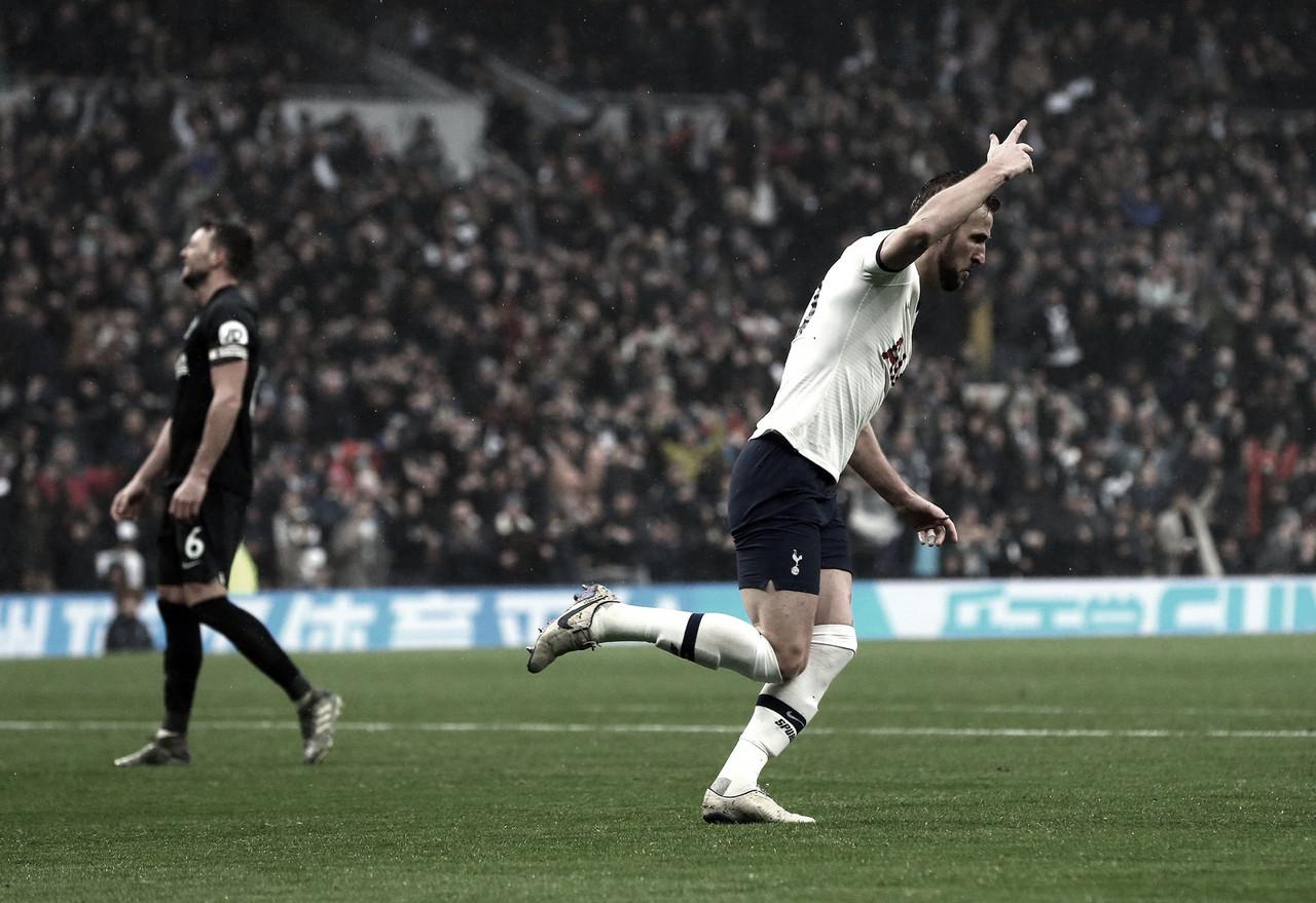 Harry Kane comenta processo de recuperação em meio ao Covid-19 e sua relação com Tottenham