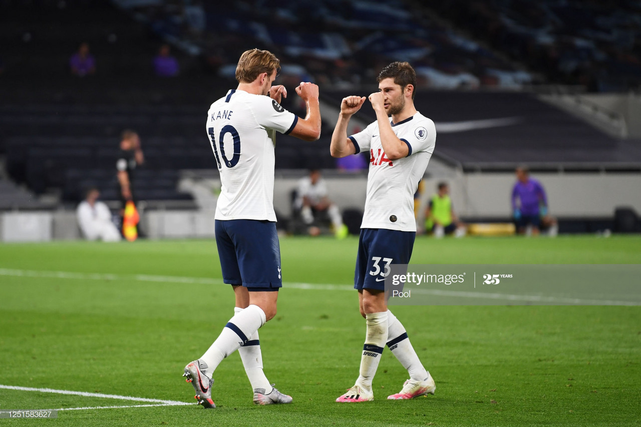 Tottenham 2-0 West Ham: Lo Celso shines as Spurs end torrid run of form