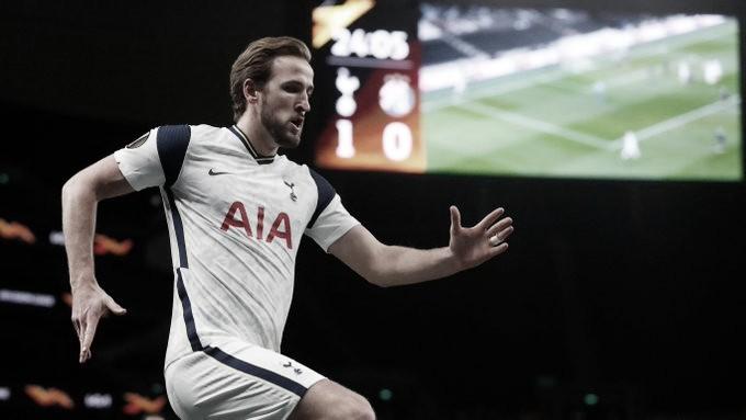 Tottenham dio un paso importante en la Europa League