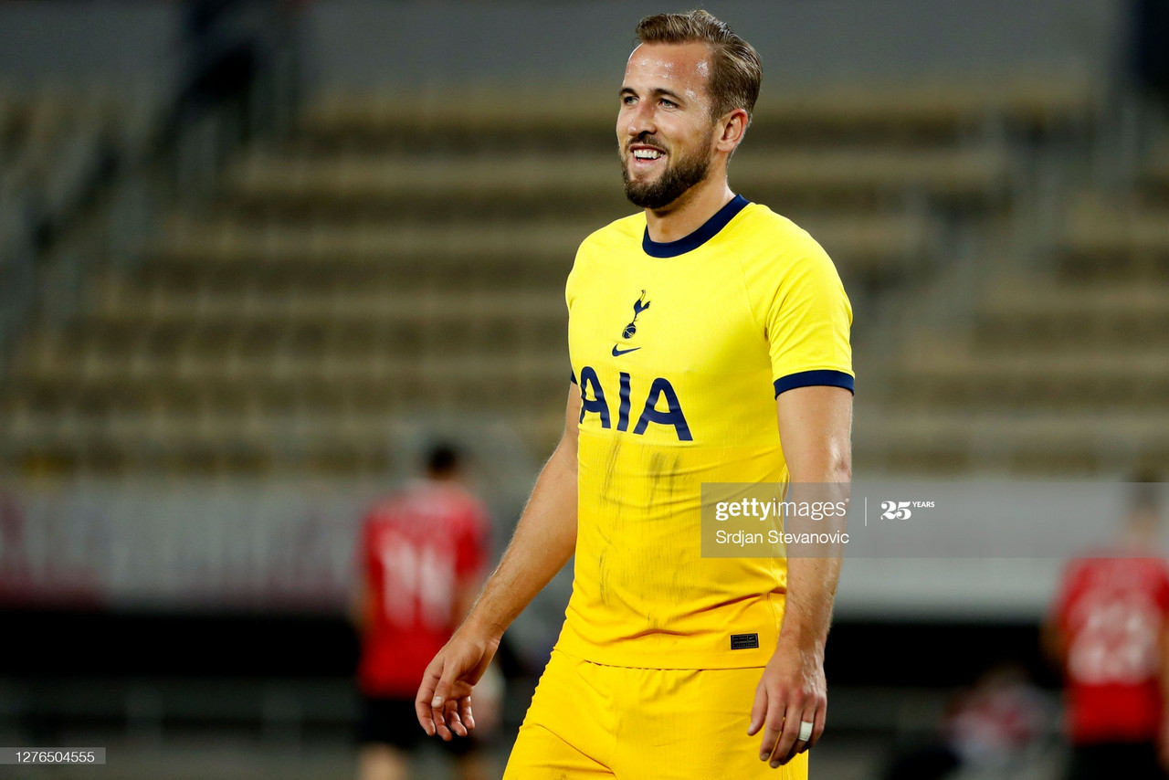 Shkendija 1-3 Tottenham Hotspur: Kane and Son save Spurs again