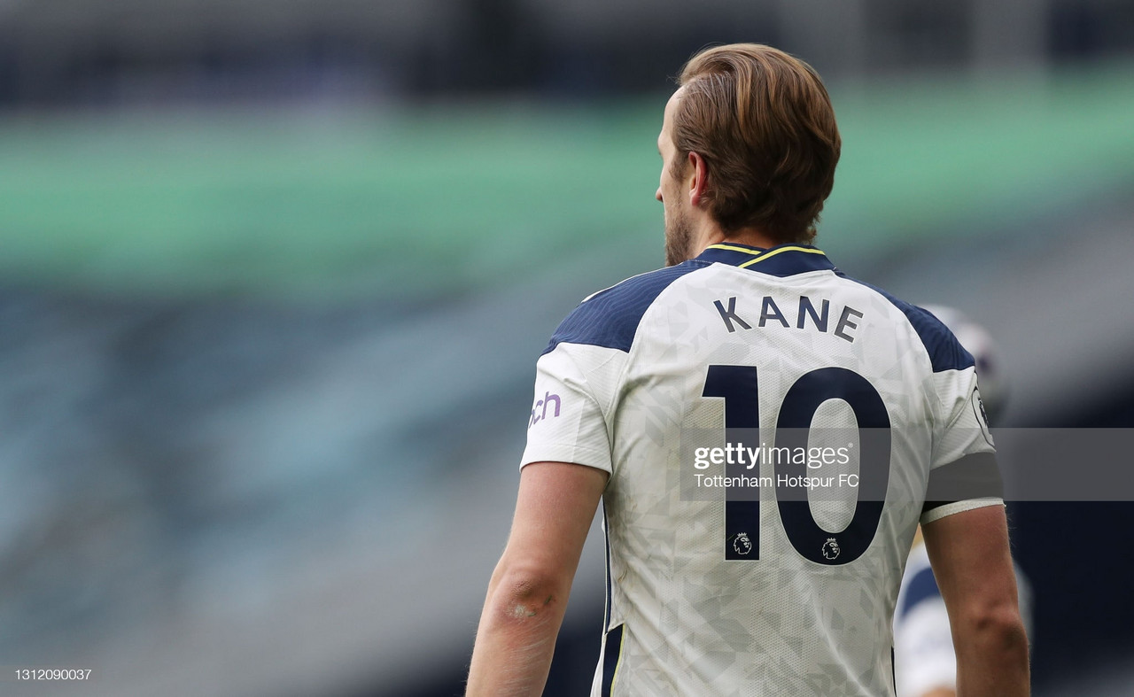 Harry Kane speaks out on his future in an eye-opening interview - amidst Man United interest