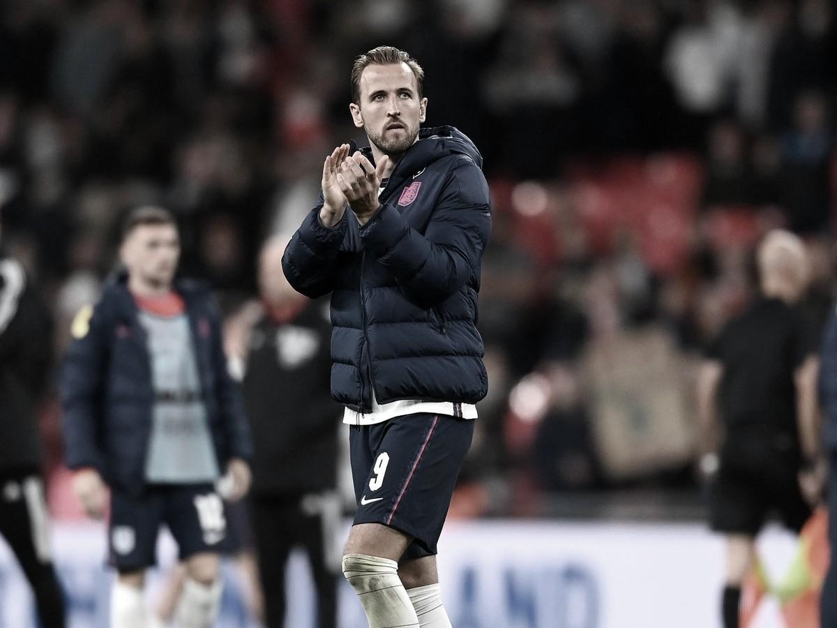 Inglaterra no pasó del empate con Hungría
