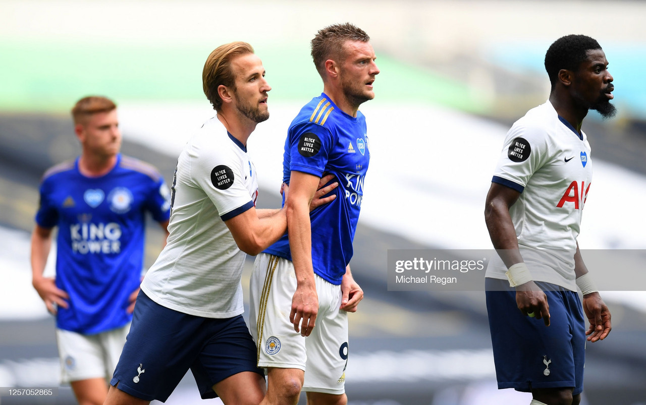 Tottenham Hotspur vs Leicester City: Predicted Line-Ups