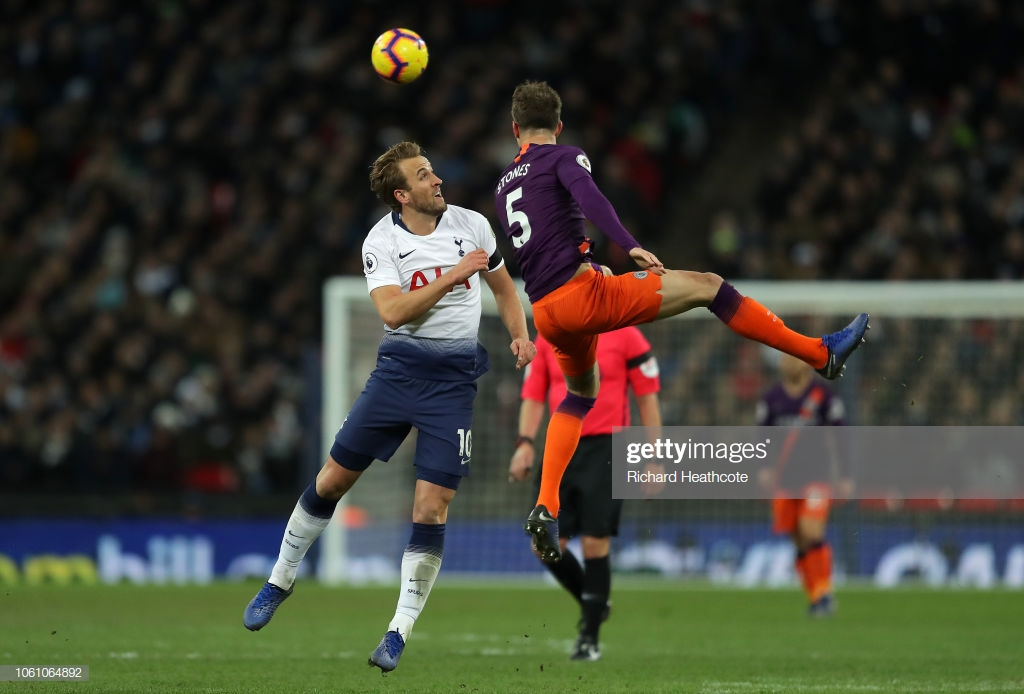 Tottenham Hotspur 1-0 Manchester City as it happened: Son's late strike gives Lilywhites edge going into the second-leg