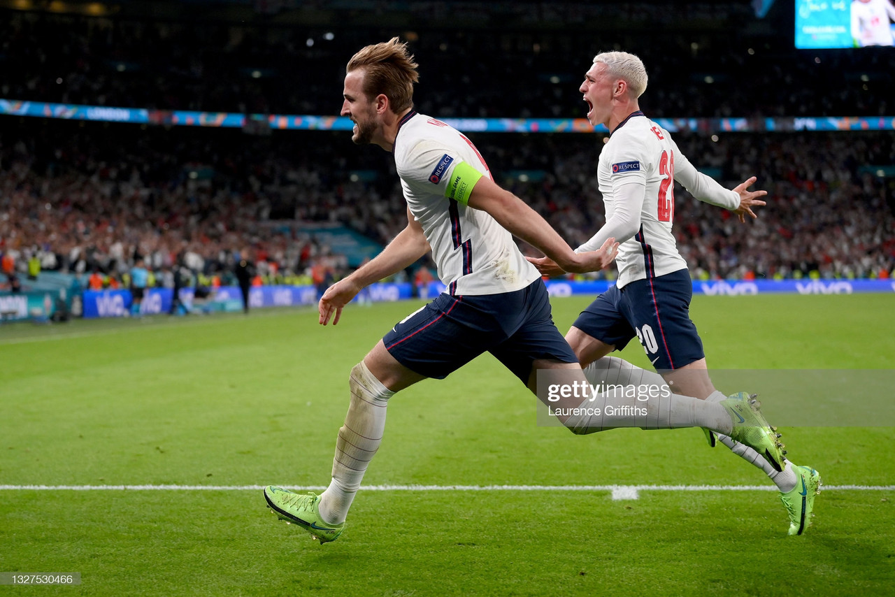 The Warmdown: England make it to a major final for the first time since 1966