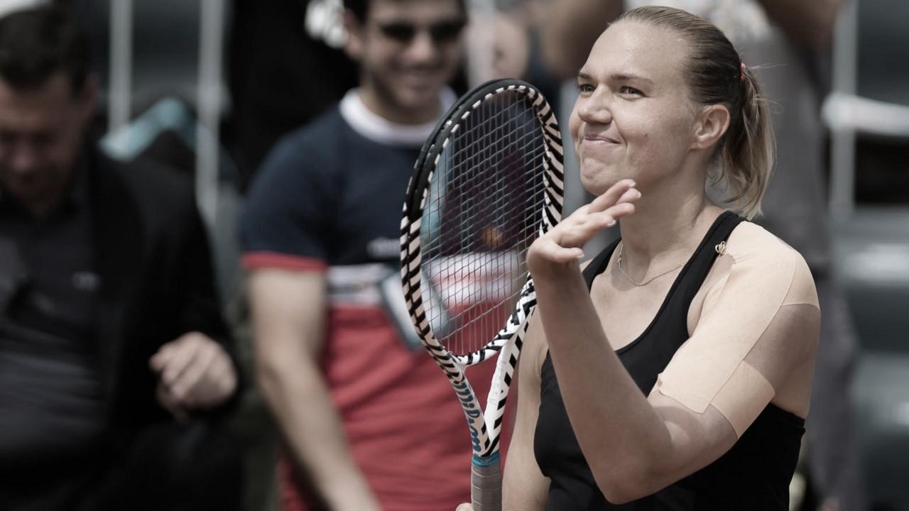 Terror das cabeças de chave, Kanepi derruba Goerges na estreia de Roland Garros