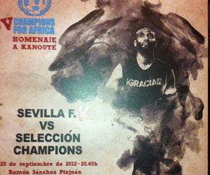 """Del Nido: """"El Sevilla FC, siempre al lado de UNICEF"""""""