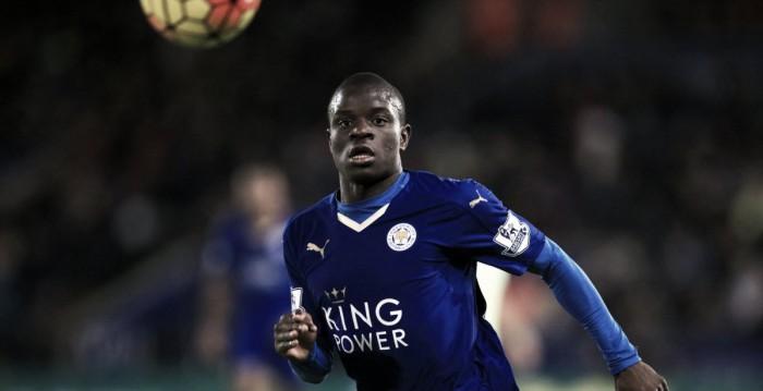 N'Golo Kante joins Chelsea