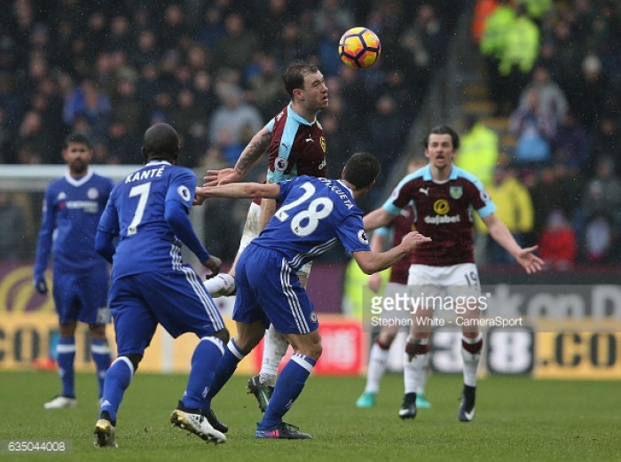 Saturday Football Live: Chelsea defeated at home to Burnley whilst Huddersfield hammer Palace