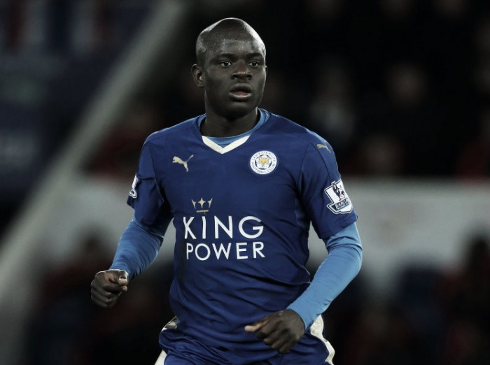 Foxes readying bumper new Kante contract