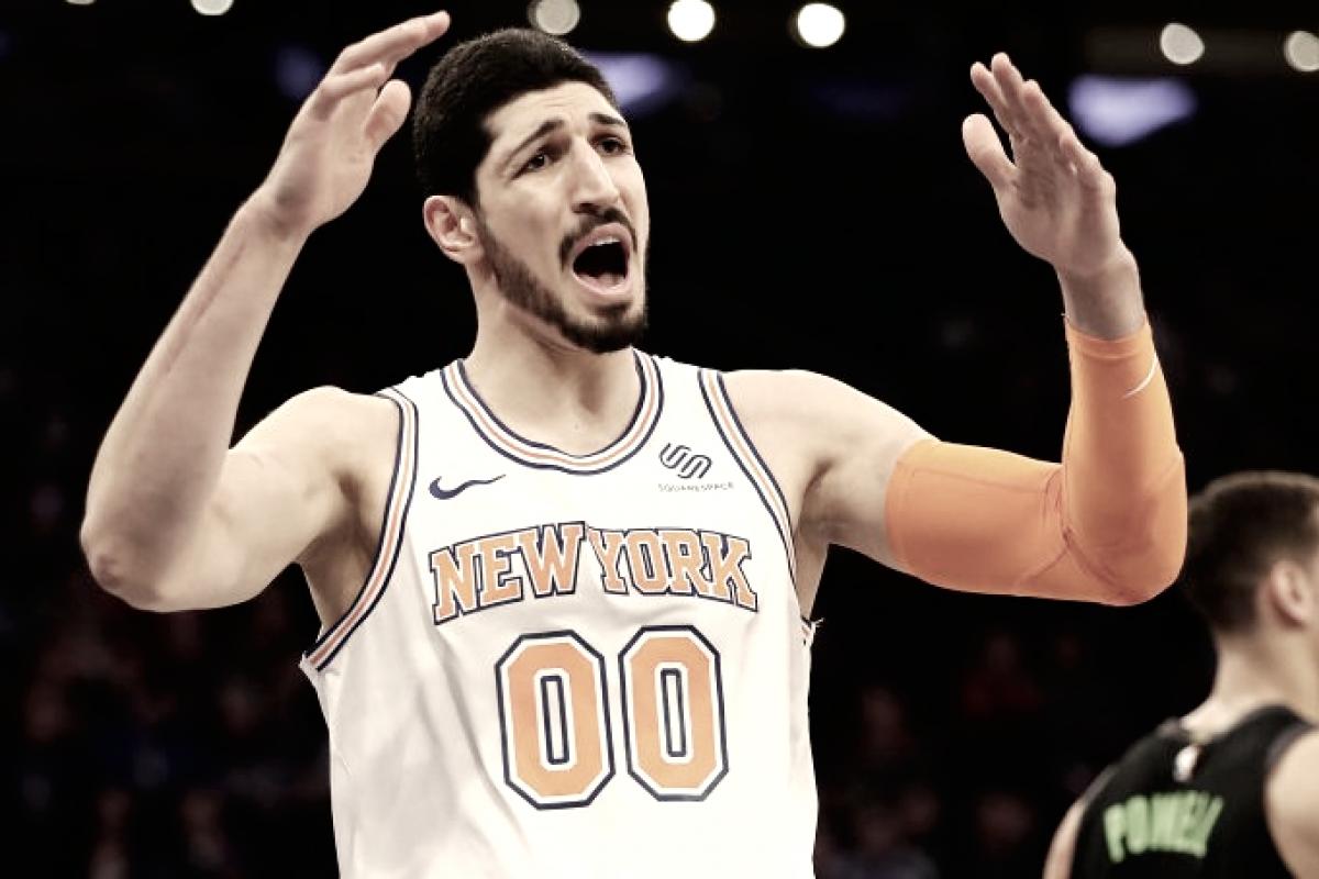 Kanter permanecerá con los Knicks