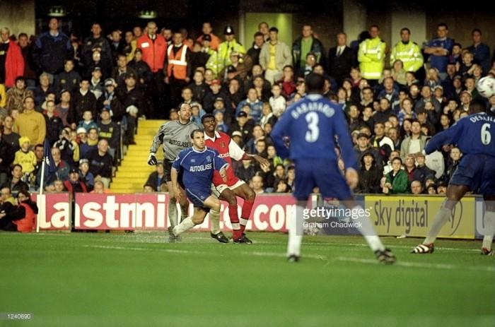 Arsene Wenger's finest Chelsea wins