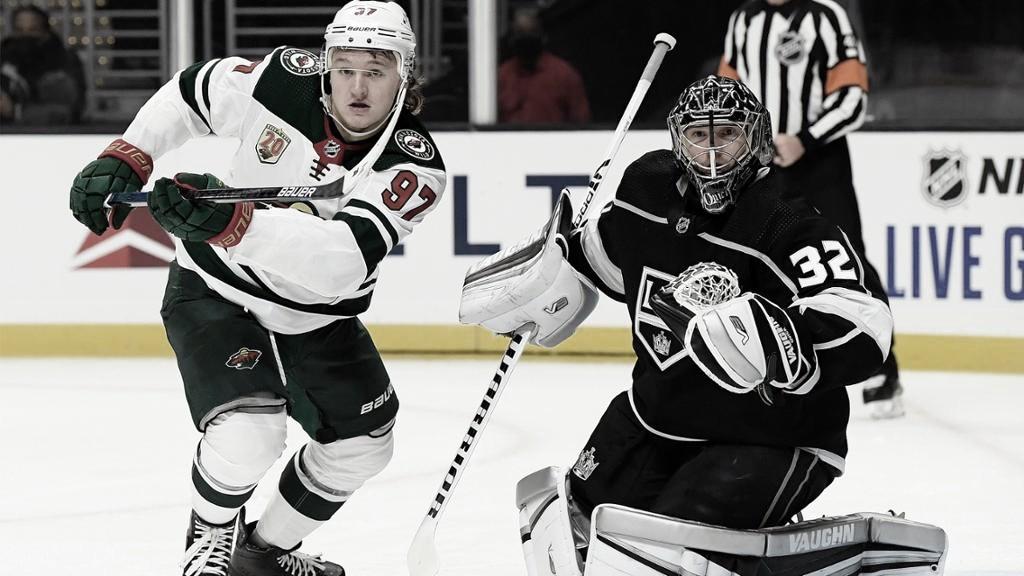 Kirill Kaprizov | NHL.com