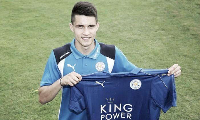 Leicester City confirm Kapustka deal
