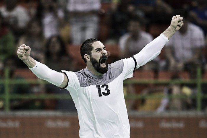 Rio 2016: Karabatic stars once more as France secure Handball semi-final with Germany