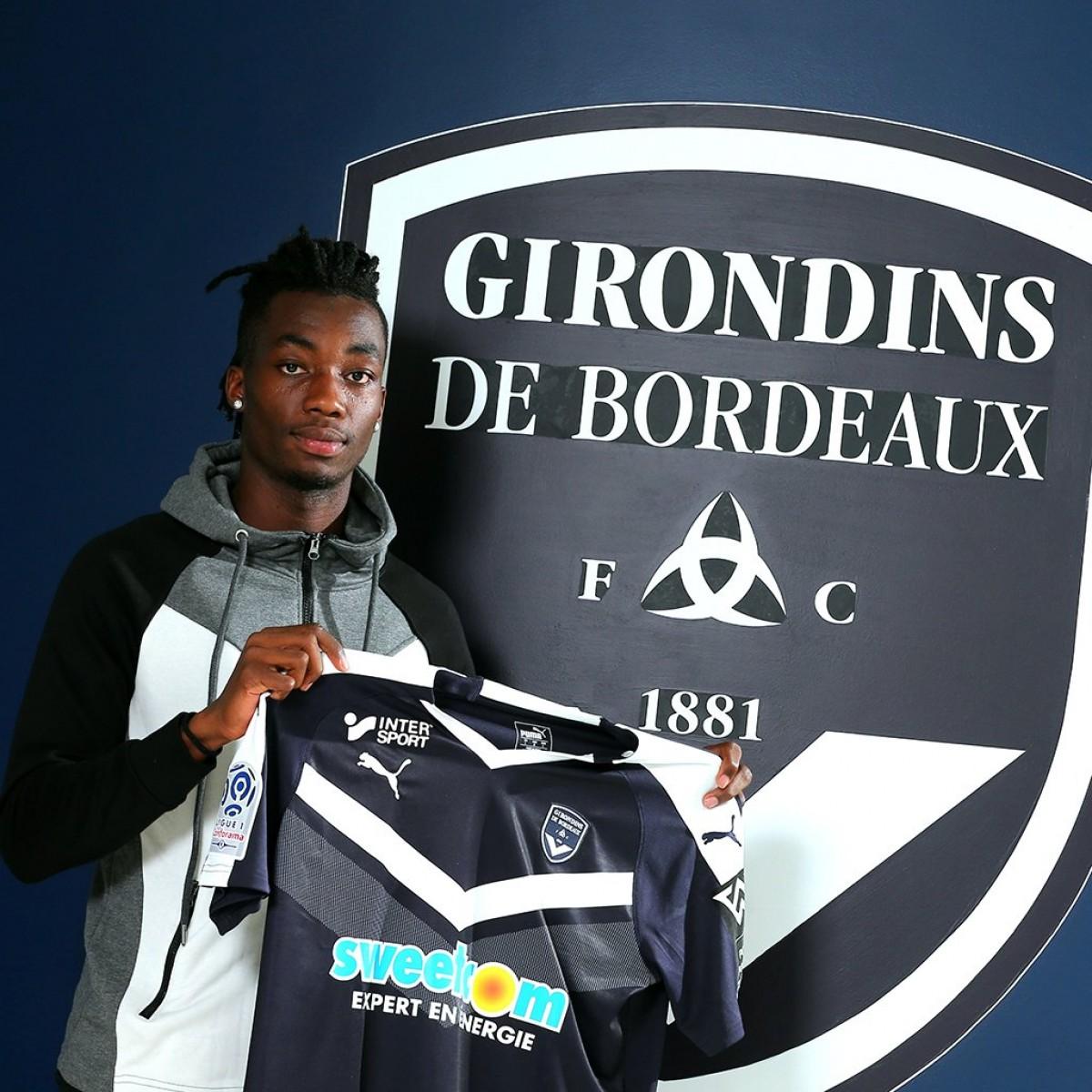 Inter, ufficiale il passaggio di Karamoh al Bordeaux