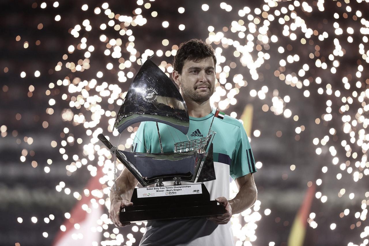 Karatsev logra su primer título ATP en Dubái
