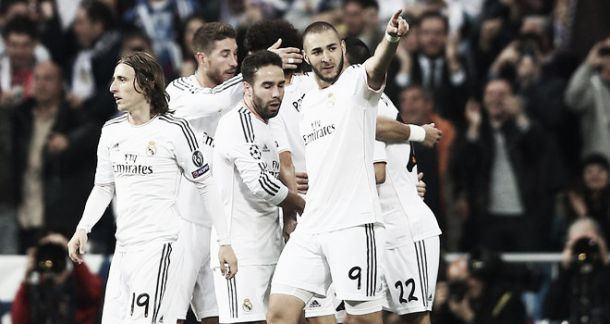 Real eficácia derrota Bayern Munique