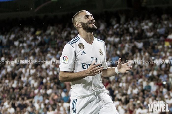 Benzema firma novo contrato com Real Madrid até 2021